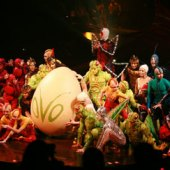 Things to do with kids: Cirque du Soleil's Ovo on Randall's Island
