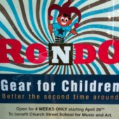 Things to do with kids: Second Hand Children's Gear Pop-Up Store in Tribeca
