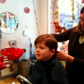 Things to do with kids: Kids Cuts: Haircutting Salons for Boys & Girls in Brooklyn