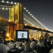 Things to do with kids: Free Outdoor Movies For Kids