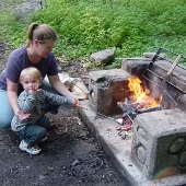Things to do with kids: Happy Campers: Family Camping and Campgrounds in New York's Catskills