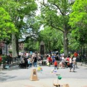 Things to do with kids: Carroll Park & Other Places to Play in Cobble Hill & Carroll Gardens