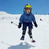 Things to do with kids: Children's Ski Lessons at Mountain High Rock!