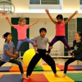 Things to do with kids: Circus Arts Classes for NYC Kids: Learn Acrobatics, Juggling & Other Cool Skills