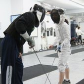 Things to do with kids: Fencing Classes for New York City Kids