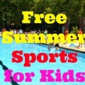 Things to do with kids: Free Summer Outdoor Sports Programs for NYC Kids: No-Cost Swimming Lessons, Tennis, Kayaking
