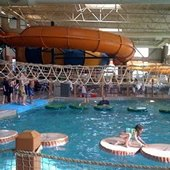 Things to do with kids: Weekend Getaway: Make a Splash at Great Wolf Lodge, Poconos