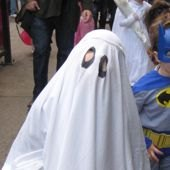 Things to do with kids: Easy Homemade Halloween Costumes, Ideas for Slacker Moms