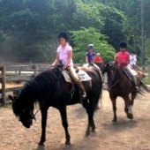 Things to do with kids: Horseback Riding in NYC: Lessons and Rides for Kids