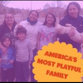 Things to do with kids: How Does America's Most Playful Family Play? You Might Be Surprised