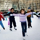 Things to do with kids: Ice-Skating in NYC: 11 Outdoor Ice Rinks & Most Open This Month