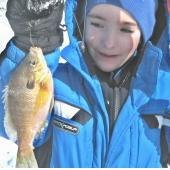 Things to do with kids: Beyond Skiing: NJ Pond Ice Skating, Snow Tubing, Ice Fishing and Snow Shoeing