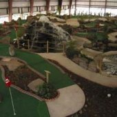 Things to do with kids: Indoor Miniature Golf in New Jersey