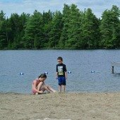 Things to do with kids: Lake Swimming in New Jersey