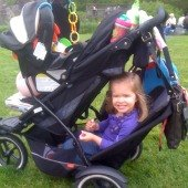 Things to do with kids: Great Double Strollers for NYC Families