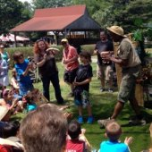 Things to do with kids: Long Island Kids' Activities August 2-3: Erik's Reptile Edventures, Circus, Feasts, Frozen Breakfast & More