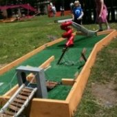 Things to do with kids: Miniature Golf Courses for NYC Kids