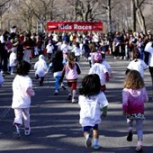 Things to do with kids: Fun Runs, Field Days and Races for Kids and Families with the New York Road Runners Club