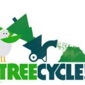 Things to do with kids: Recycle Your Christmas Tree: MulchFest NYC 2015