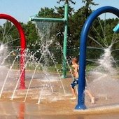 Things to do with kids: Splash/Sprinkler/Spray Parks in Connecticut (Fairfield County)