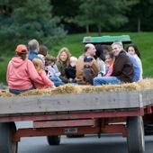 Things to do with kids: Pumpkins, Scarecrows and Apples: Fall Harvest Festivals in Westchester