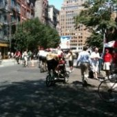 Things to do with kids: Summer Streets 2014: Car-Free Fun for NYC Kids