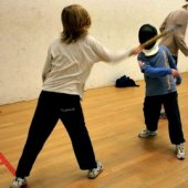 Things to do with kids: Sword Fighting & Stage Combat Classes for NYC Kids
