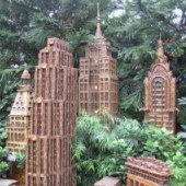 Things to do with kids: What's New at the New York Botanical Garden Holiday Train Show 2014