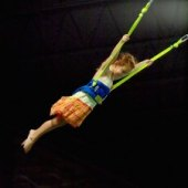 Things to do with kids: Bounce! Kids' Parties: Birthdays and More at Bounce! Trampoline Sports