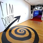 Things to do with kids: Tim Burton at MoMA: A Family Visitor's Guide