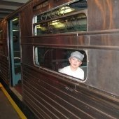 Things to do with kids: New York Transit Museum's Summer Nostalgia Train Rides