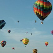 Things to do with kids: Hudson Valley Balloon Festival: Best Places to See the Show with Kids