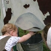 Things to do with kids: Farm Fun at the Quiet Valley Farm Animal Frolic
