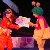 Things to do with kids: Vital Theater's Awesome Allie Is Out of This World