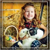 Things to do with kids: Easter Bunny Photo Ops and Events: Where To Find the Bunny in LA & OC