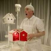 Things to do with kids: White: A Whimsical New Show Just for Preschoolers
