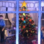 Things to do with kids: Holiday Windows Walk 2011: Department Store Christmas Windows in NYC
