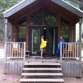 Things to do with kids: Camping Shmamping – Let's Go Glamping at El Capitan Canyon