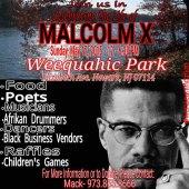 Malcolm X Commemoration Day Festival