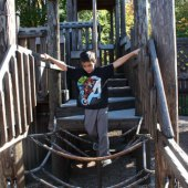 Things to do with kids: Lower Hudson Valley Destination Playground: Hasbrouck Park in New Paltz