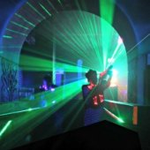 Things to do with kids: 4 Must-Try Laser Tag Arenas for NYC Kids