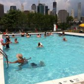 Things to do with kids: Pier 2 Pop-Up Pool in Brooklyn Bridge Park: What to Know Before You Go