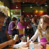 Things to do with kids: Gobble Gobble! Fun Places For NJ Kids to Make Thanksgiving Crafts