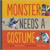 Halloween Story Time with Monster!