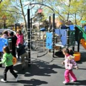 Things to do with kids: Juniper Valley Park in Queens: Playgrounds, Sledding Hills and Free Sports Lessons & Summer Concerts