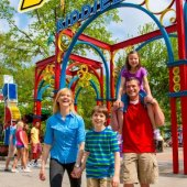 Things to do with kids: Kennywood Amusement Park: Thrill Rides, Water Fun & KidsFest This Summer
