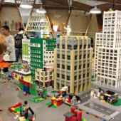 Things to do with kids: Brick Fest Live!: Lego Fun for NYC Kids at the NY Hall of Science