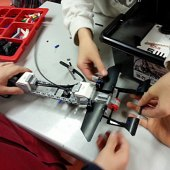 Things to do with kids: Robotics for NYC Kids: Build Lego Mindstorms & Other Robots at High-Tech Classes & Camps