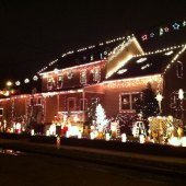 Things to do with kids: The Most Spectacular Holiday Light Displays on Long Island