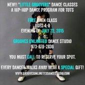 Little Groovers Dance Class